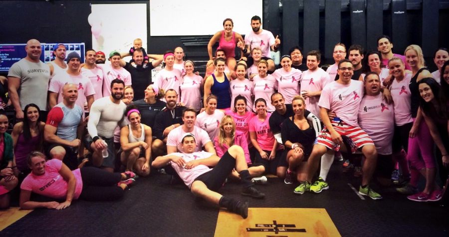Our crazy but awesome CrossFit 201 family
