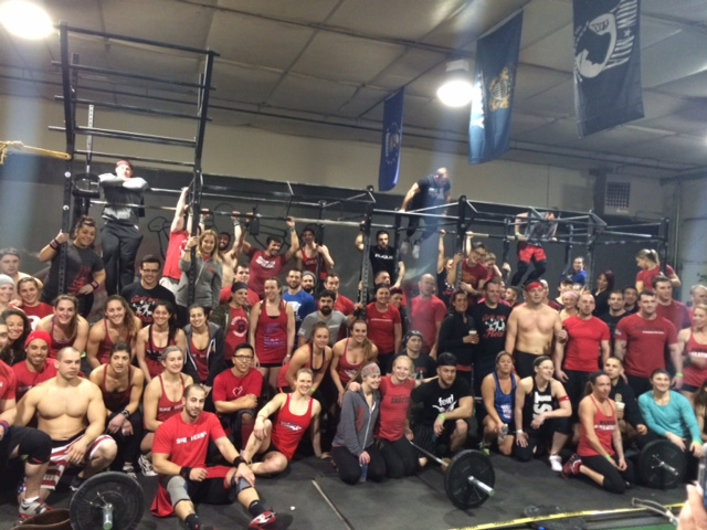 CrossFit 732 Group Photo