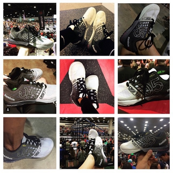 A compilation of Nano 5.0s that were purchased at all different 2015 CrossFit Regionals