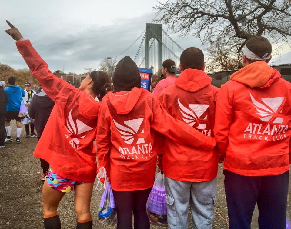NYC Marathon Bridge