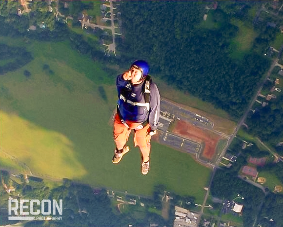 "Ro Asgari - Organizer of ""Skydive Murph"""