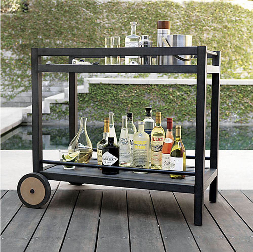 WHEELIE BAR CART