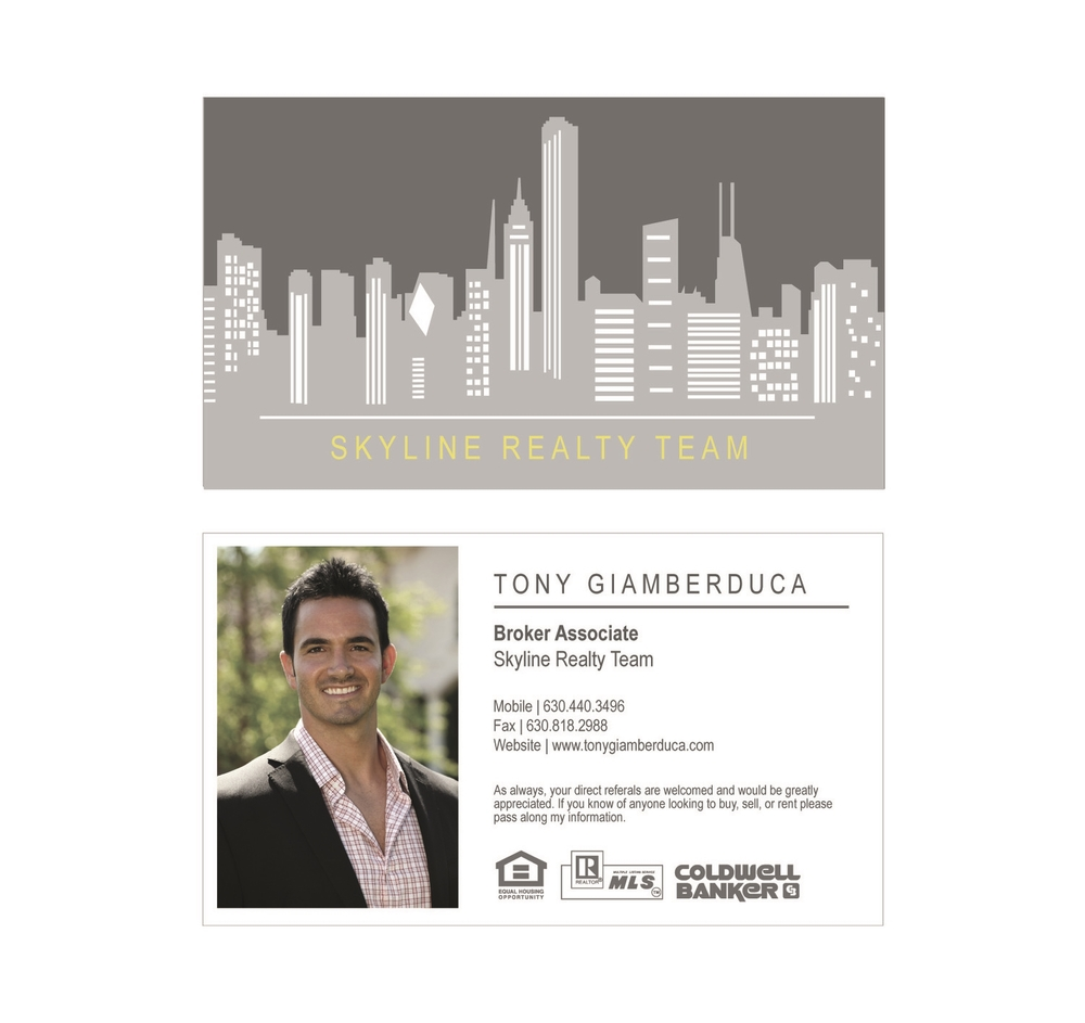 BUSINESS CARD | TONY GIAMBERDUCA