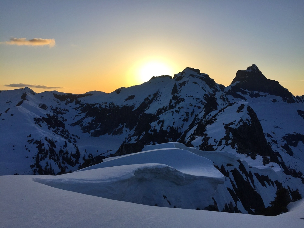 Trapper Peak, Washington.