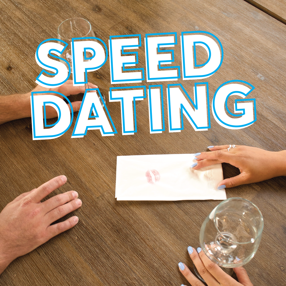 Dating May 7 Zone Speed The Comedy
