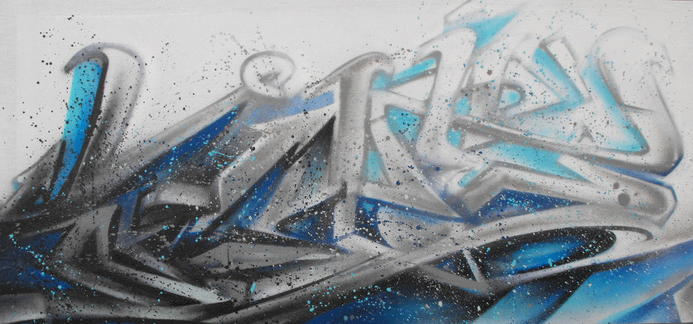 Nate1 Wildstyle Cold Palette