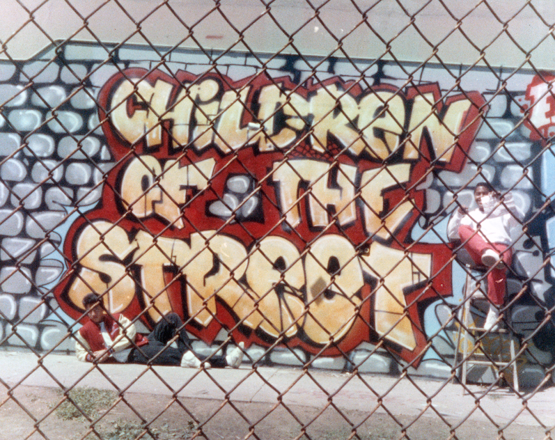 Children of the Street 1987