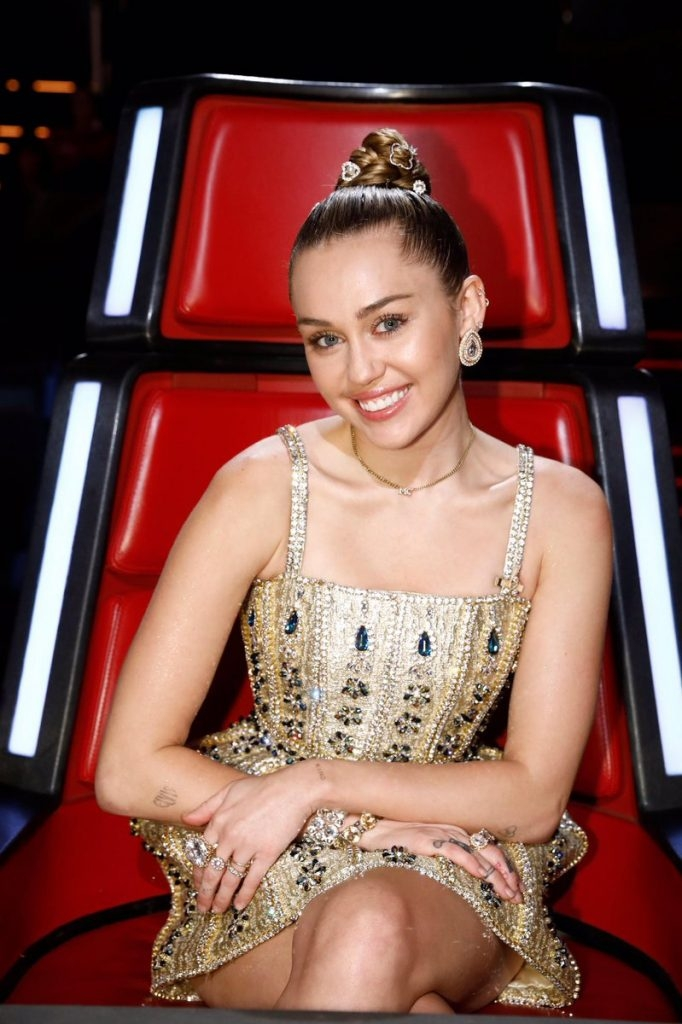 Miley Cyrus | The Voice | 2018