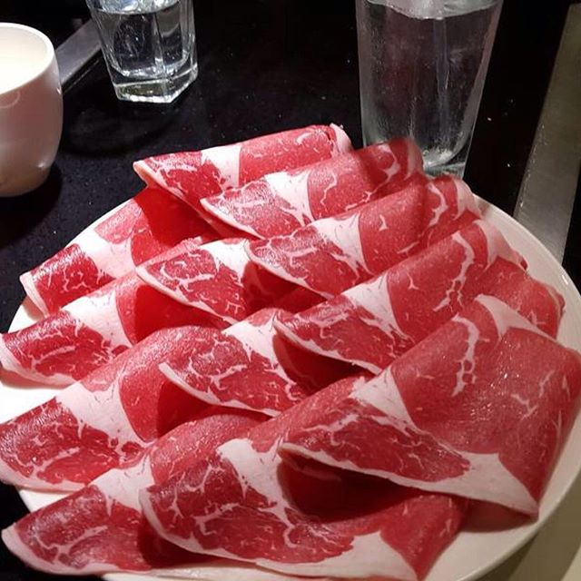 Thanks for visiting @wylin923 ! We hope you had a fabulous dinner #kingshabushabu #shabushabu #southbay #torrance #cerritos #dinner #foodporn #meat #beef #gains