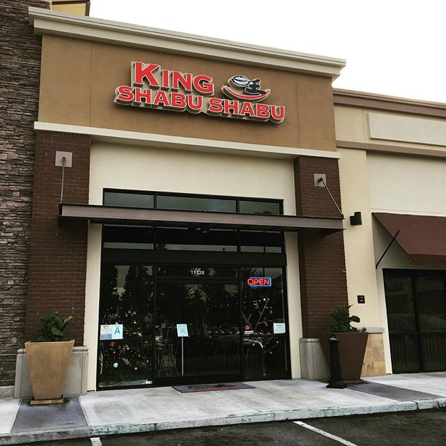 Happy one year anniversary to #kingshabushabu #cerritos ! It's been exactly one year since we opened this location and we appreciate all the love and support from our wonderful community.