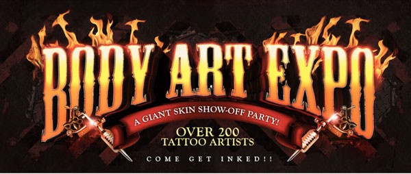 Body Art Expo 2017