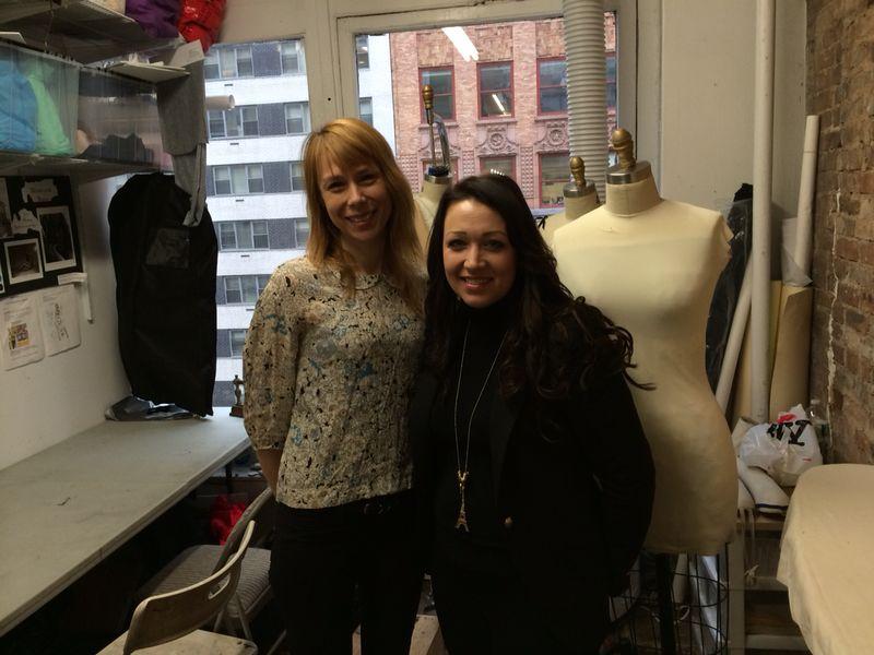 La direttrice Silvia Ferrari incontra le Scuole di Moda più importanti di New York. - ASHCAN STUDIO OF ART - NEW YORK