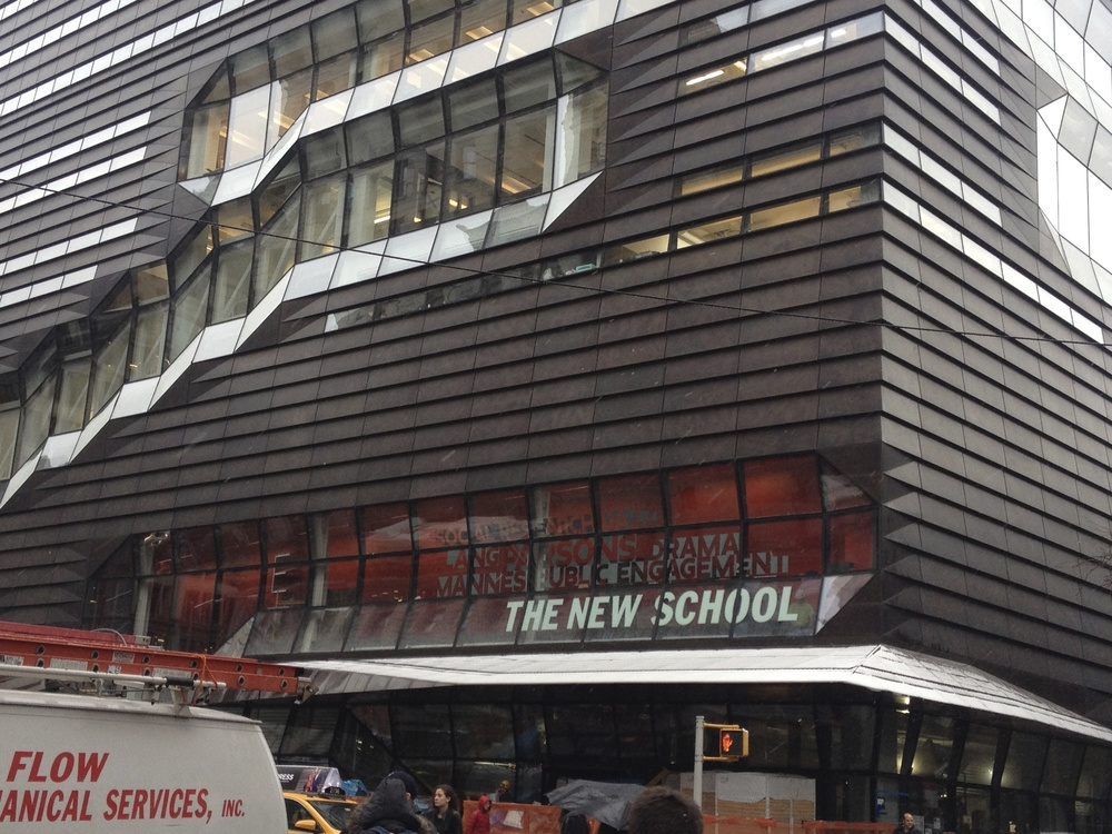 PARSON -THE NEW SCHOOL NEW YORK