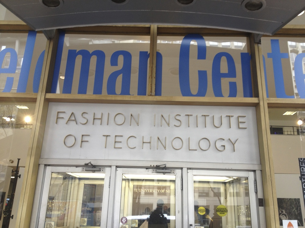 FIT - FASHION INSTITUTE OF TECNOLOGY