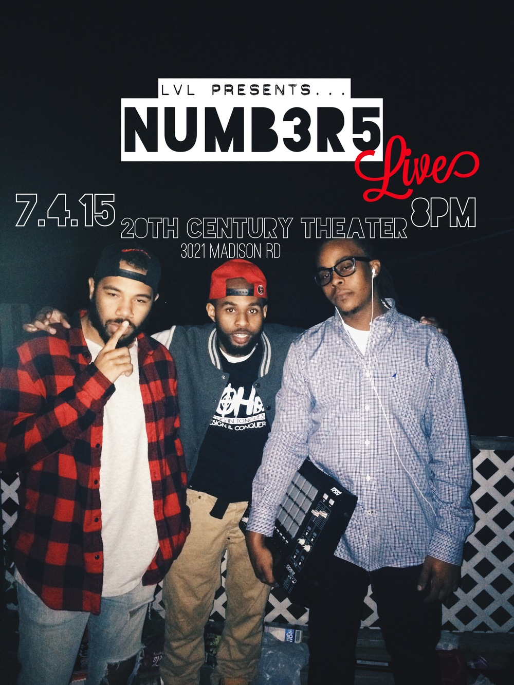 "LVL Presents Jon Schuyler and Ray Will LIVE July 4th, 2015 at The 20th Century at 3021 Madison Rd in Cincinnati, Ohio. They will be performing your favorite hits along with new material from their latest ""199X"" & ""1210"" EPs. Click Above to Purchase Tickets"