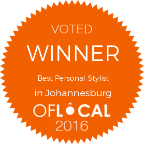 Voted Best Personal Stylist shopper in Johannesburg and South Africa