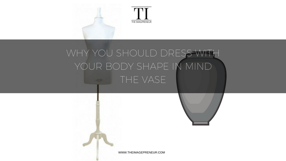 Body shape, inverted triangle,vase