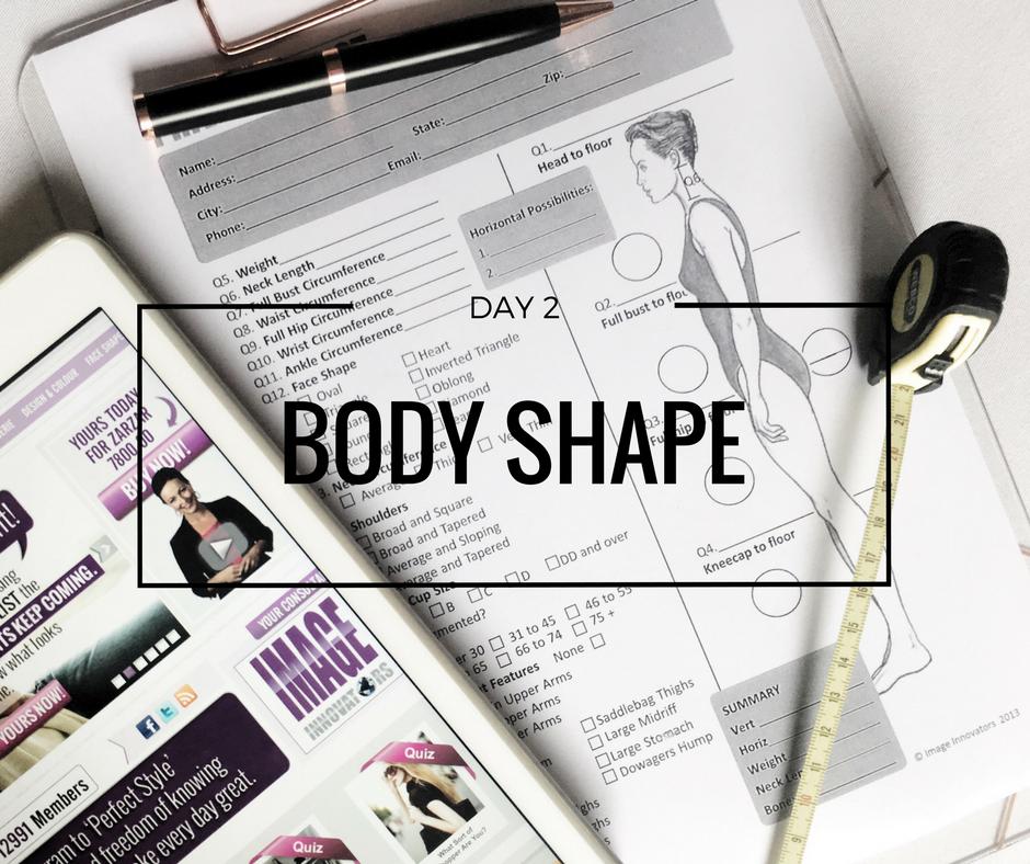 Day 2 Body Shape