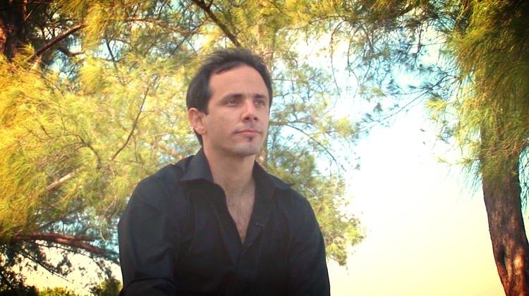 Henry constantín durante el comienzo del rodaje del programa 4.