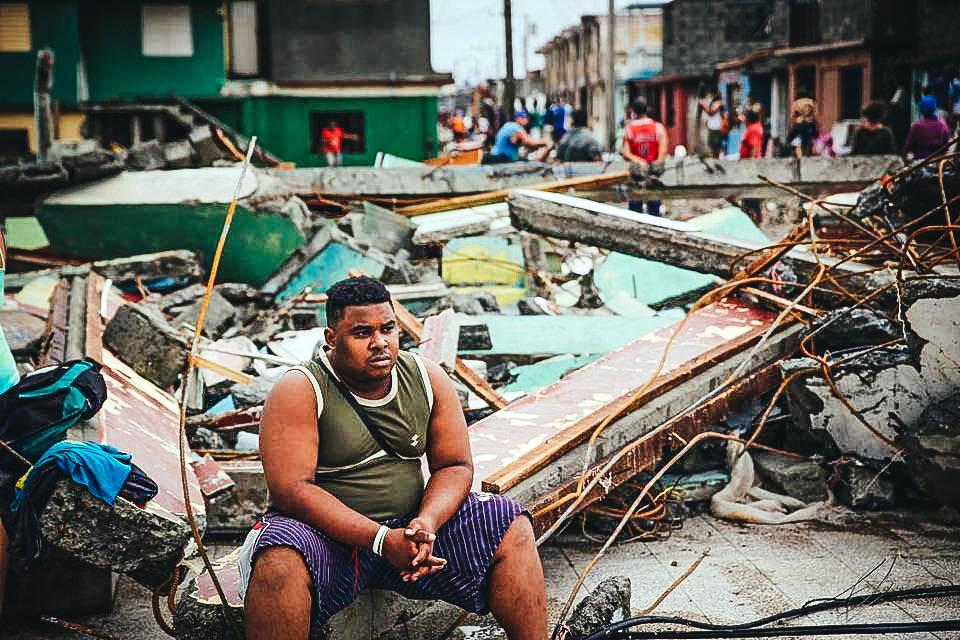 CUBA HURACÁN MATTHEW - Foto Alejandro Ernesto EFE