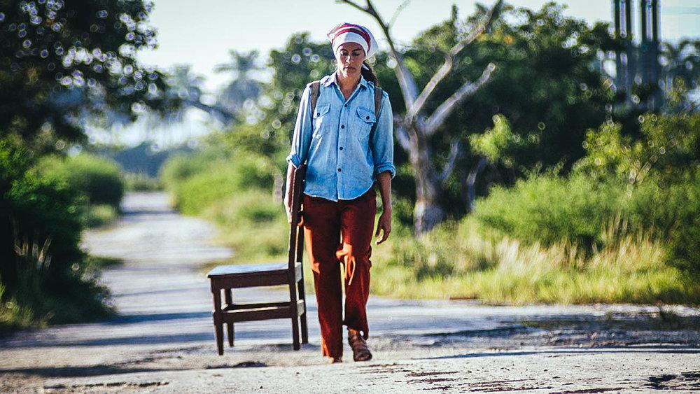 Fotograma de 'Santa y Andrés'. (FILMARAMLAT)