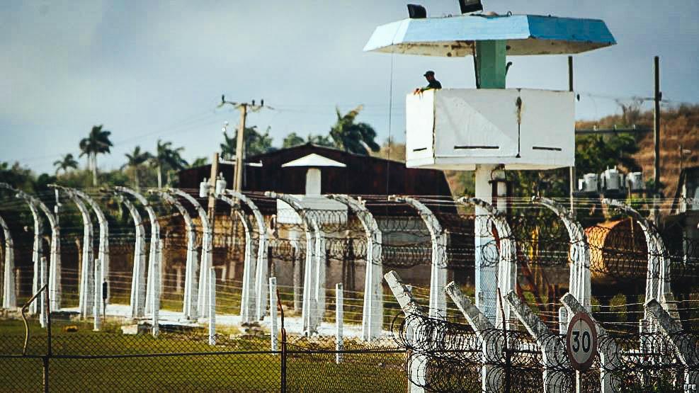 Centro penitenciario en Cuba.