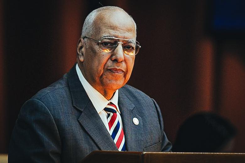 El ministro de Economía y Planificación Ricardo Cabrisas. (INFO-EUROPA)