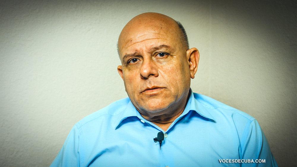 Dagoberto Valdés. FOTO ARCHIVO VOCES DE CUBA