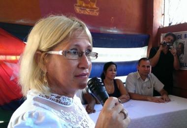 María Cristina Labrada. (YURIELCONTESTON.BLOGSPOT.COM.ES)