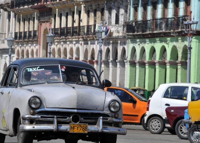 En el 2009, el gobierno cubano entregó licencias a los transportistas privados de La Habana.