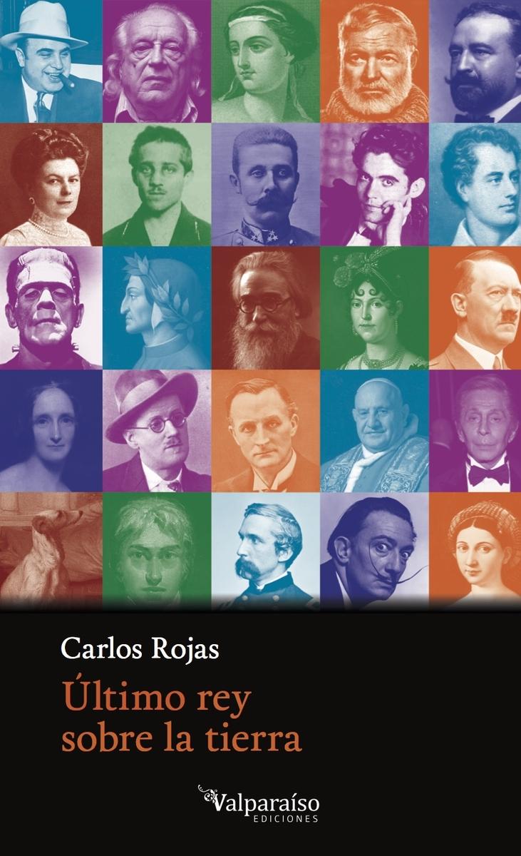 """El escritor español Carlos Rojas presenta este jueves en Miami su nueva novela """"Último rey sobre la tierra"""". FOTO CORTESÍA"""