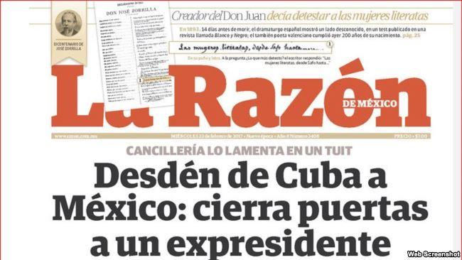 Prensa internacional destaca negativa de entrada a Cuba a invitados del premio Oswaldo Payá