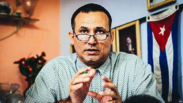 Durante el operativo policial en el que fue arrestado José Daniel Ferrer este miércoles se allanaron seis inmuebles de miembros de la Unpacu. (EFE)