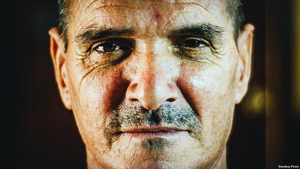 José Díaz Silva, expreso político cubano. Foto cortesía de Claudio Fuentes.