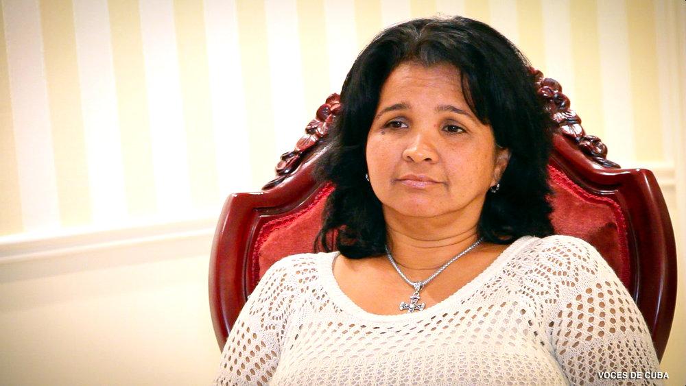 Karina Gálvez Chiú. FOTO ARCHIVO VOCES DE CUBA.