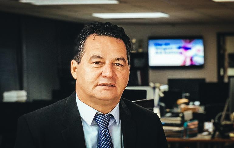 El escritor y opositor cubano Ángel Santiesteban-Prats. - DIARIO LAS AMÉRICAS. RAFAEL SANTOS CAMACHO