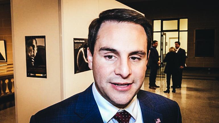 Carlos Trujillo, embajador de USA ante la OEA