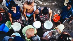 La crisis con el agua potable afecta varias regiones de Cuba.