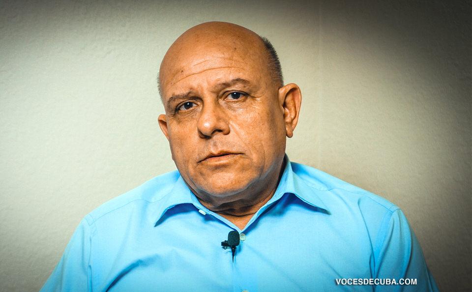 Dagoberto Valdés, director del  Centro de Estudios Convivencia