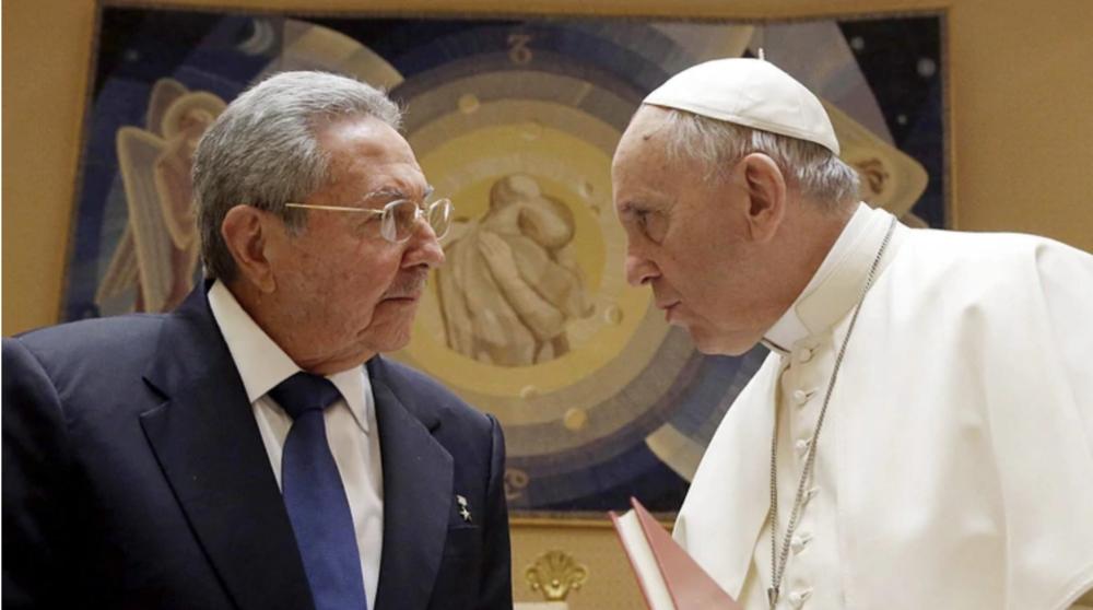 El papa Francisco tuvo una buena relación con Raúl Castro y participó en las negociaciones por el descongelamiento de los vínculos entre Cuba y los EEUU.