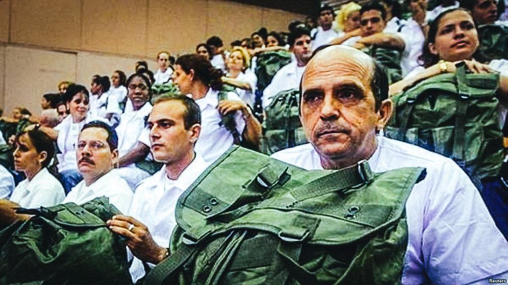 Medicos cubanos