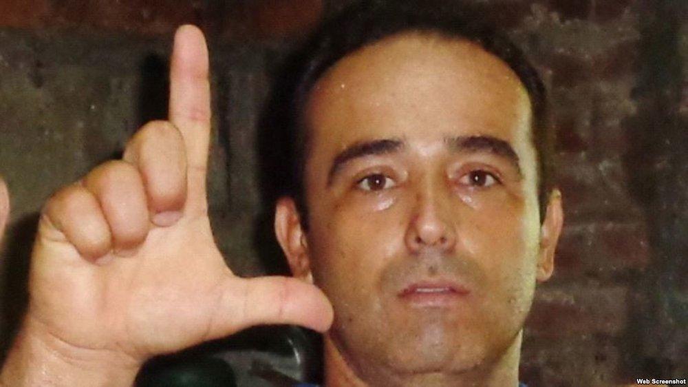 Eduardo Cardet, líder del Movimiento Cristiano Liberación y preso político del régimen comunista de Cuba. (Foto/MCL)
