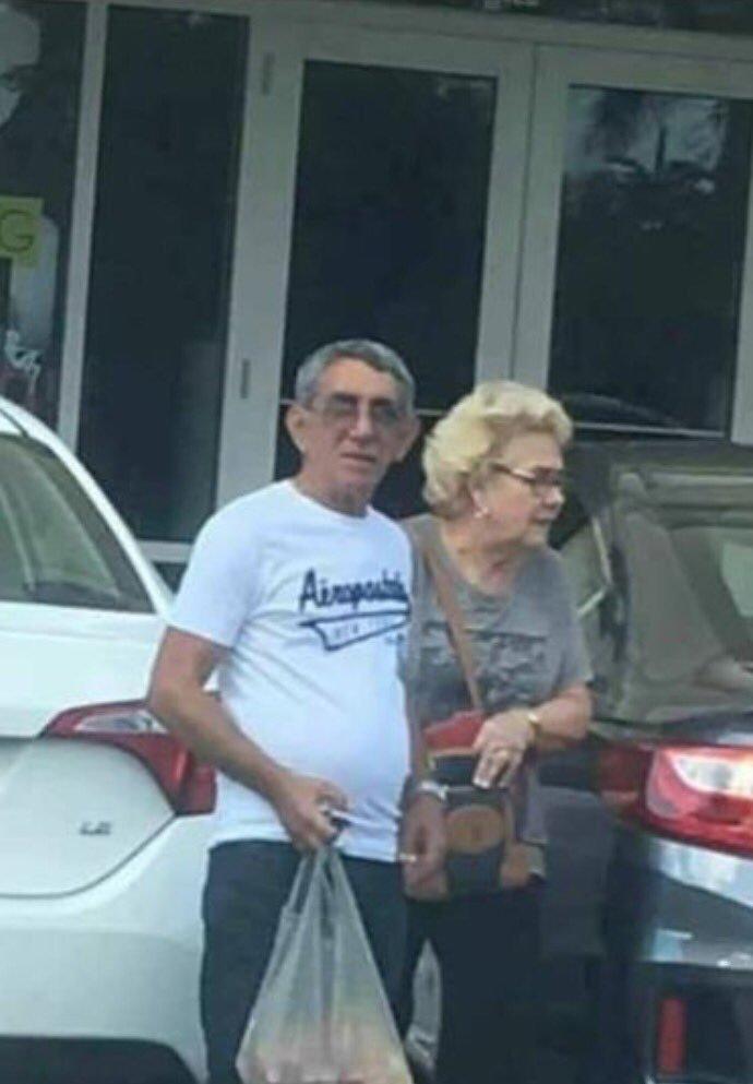 El ex-represor Saul Santos Ferro