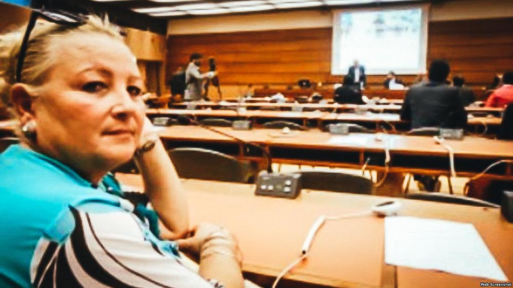 Rosa María Rodríguez, del Consejo Coordinador del Movimiento Cristiano Liberación en Cuba. (Foto: MCL)