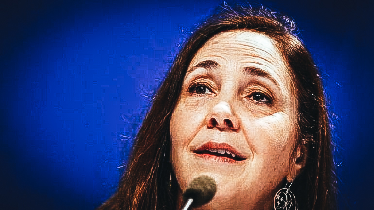 Mariel Castro, hija del dictador Raúl Castro.