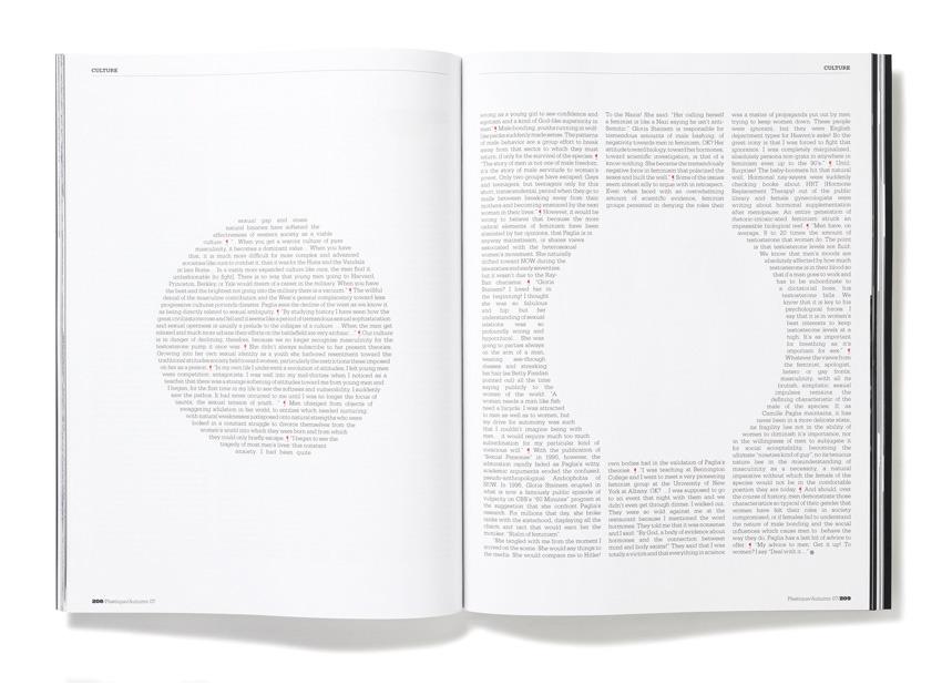 PLASTIQUE ISSUE 2 - FW07