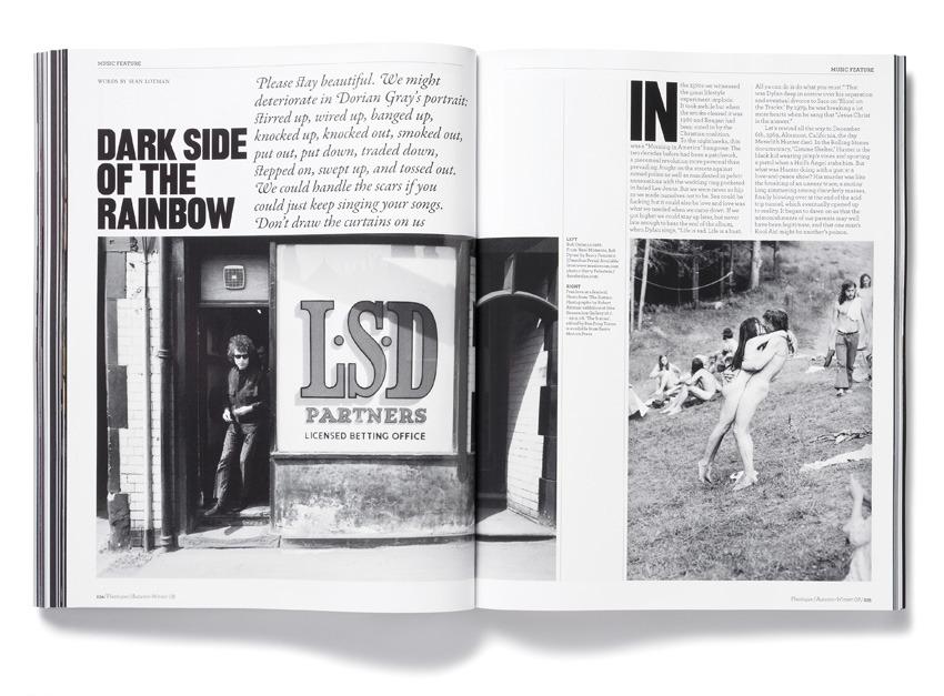 PLASTIQUE ISSUE 3 - FW08