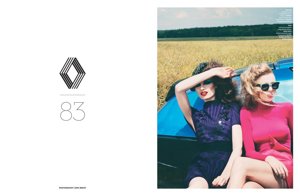 PLASTIQUE ISSUE 5 - FW09