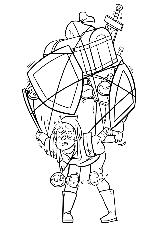 Hump Carrysalot