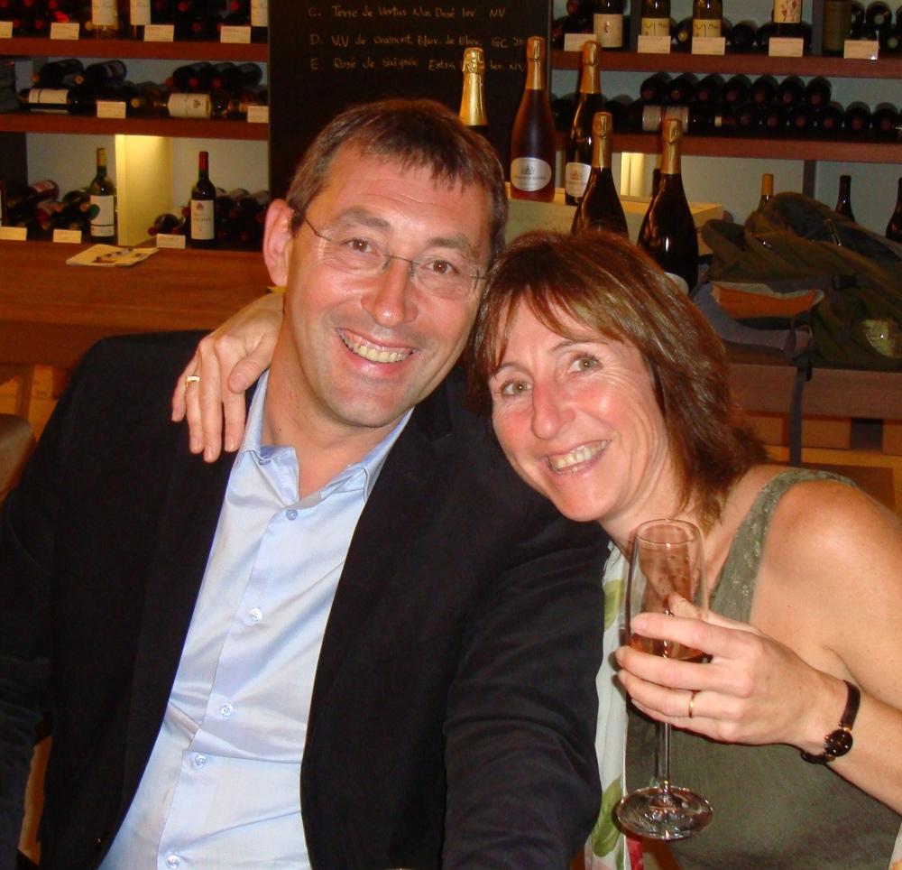 Pierre and Sophie Larmandier